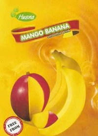 Mango Banana Fruit Juice