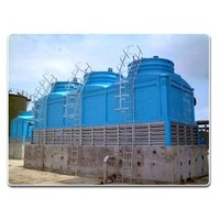 Square Shape Frp Cooling Towers