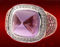 Designer Ladies Diamond Studded Rings