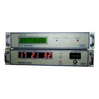 Gps Receiver With Master Clock
