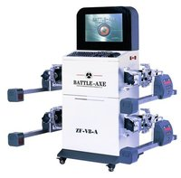 Bluetooth Wheel Alignment Machine With 13-24 Clamps