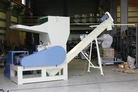 Plastic Recycle Crushing Plant