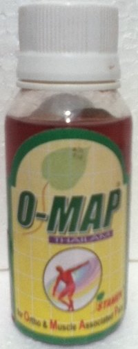 O Map Pain Reliever