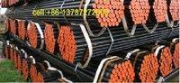 Black ERW Steel Pipes