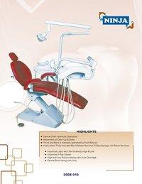 Hydraulic Operated Dental Chair Ninja