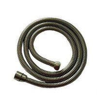 Stainless Steel Drawbench Nickel Plated Shower Hose