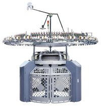 Dsk Brand High Speed Dual-Size Single Jersey Circular Knitting Machine