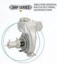 Single Stage Horizontal Centrifugal Mud Pump