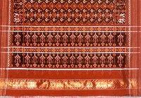 Paan Bhat Patola Sari