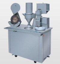 Semiautomatic Capsule Filling Machinery
