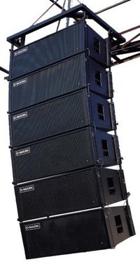 C-Mark LND32A Large Active Line Array Loudspeaker