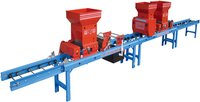 Rice Seedling Nursery Machine