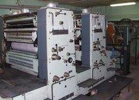 Planeta P-24 Two Colour Printing Machine
