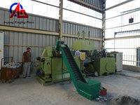 Metal Scrap Briquetting Press
