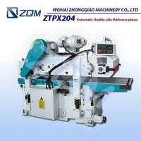 Ztpx204 Automatic Double-Side Thickness Planer