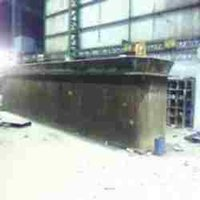 Structural Jumbo Galvanizing Plant