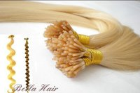 Stick I-Tip Pre Bonded Chinese And Indian Human Hairextensions
