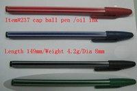Oil Ink Cap Ballpoint Pen