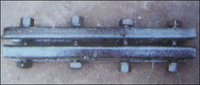 Fish Plate For Rail Pole<