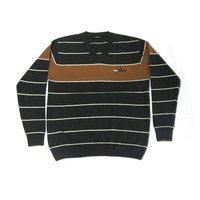 Men Striped Sweater