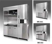 Mini Welding Free Stainless Steel Kitchen Cabinet
