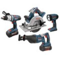 Power Tools (Bosch)