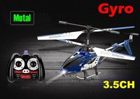 3.5 Ch Metal Romote Control Helicopter Toys