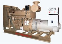 Diesel Generator Set (20kw-1200kw) (Cummins)