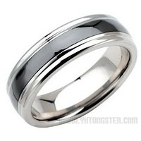 Fancy Cobalt Chrome Rings