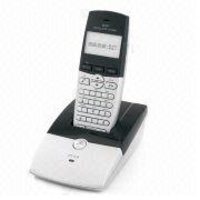 Dual Land Line And Voip Digital Cordless Phone