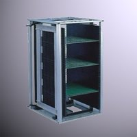 Smt Esd Pcb Magazine Rack/ Pcb Holder Rack