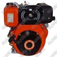 13.0 Hp Air Cooled Single Cylinder Diesel Engine