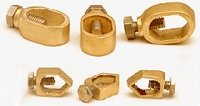 Brass Electrical Earthing Parts