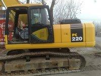 Used Crawler Excavator