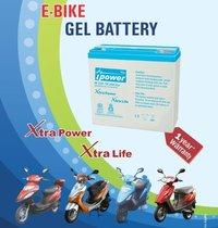 E-Bike Gel Batteries