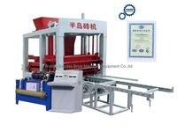 Hydraulic Vibrating Brick Molding Machine Qt8-15