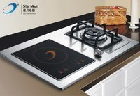 750b Gas Stove With Portable Induction Cooker