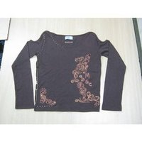 Lady Embroidered Clothing