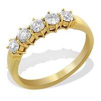 0.25 Ct Solitaire Ladies Diamond Rings