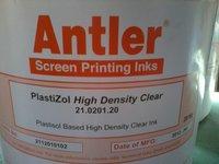Plastizol Screen Printing Inks