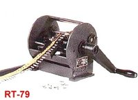 Hand-Crank And Motorized Taped Radial Component Cutting Machine