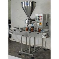 Automatic Paste/Cream Filling Machine