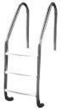 Swimming Pool Steel Ladder