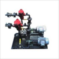 Industrial Oil Heating Pumping Units