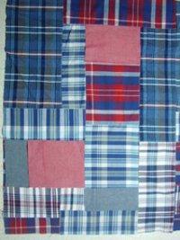 Zebra Patchwork Fabrics