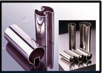 Slot Stainless Steel Pipes