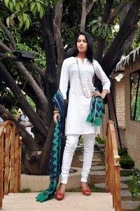 Dupatta Silk Cotton