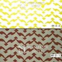 Bagru Print Curtain Fabrics
