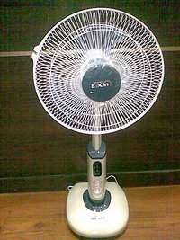 Rechargable Fan