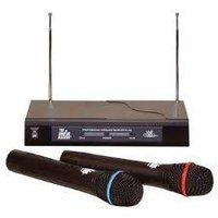 Cordless Microphone With Receiver
